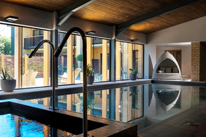 Hatherley Manor Hotel and Spa Pool