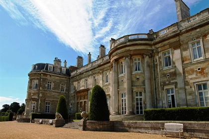 Luton Hoo Mansion House Main View