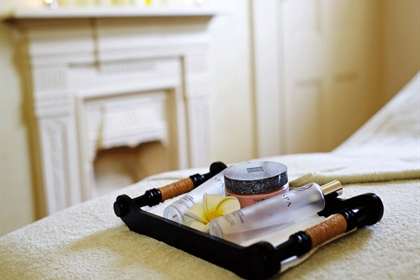 Luton Hoo Spa Products