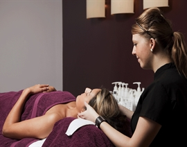 Spa Massage Voucher