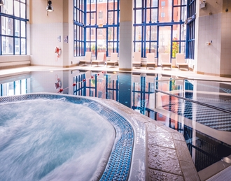 Spirit Health Club at Crowne Plaza Leeds, Leeds