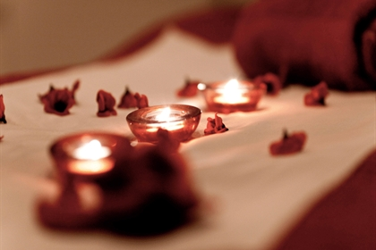 Reynolds Fitness Spa Sittingbourne Spa Candles