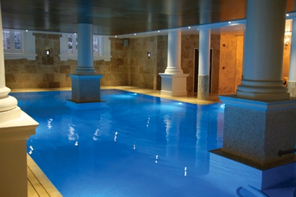 Reynolds Fitness Spa Bexley Pool