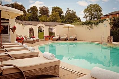 The Bishopstrow Hotel & Spa Outdoor Pool