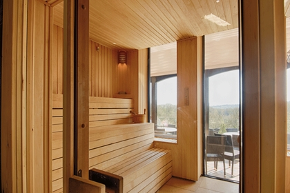 Reynolds Retreat Sauna