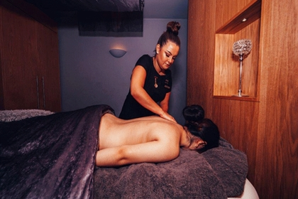 Cotswold Water Park Spa 6 Massage