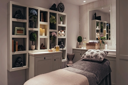 Low Wood Bay Treatment Room