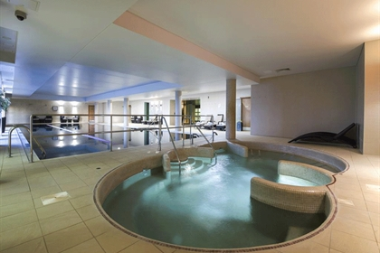 Bicester Hotel Golf and Spa Whirlpool