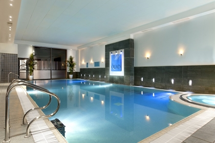Crowne Plaza Docklands Swimming Pool