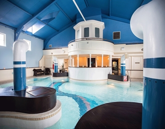 Alton Towers Spa, Alton