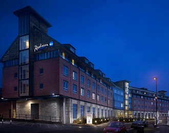 Nu Spa at the Radisson Blu Hotel, Durham