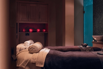 Malmaison Aberdeen Treatment Room