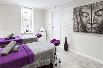 Manor House Dual Treatment Room