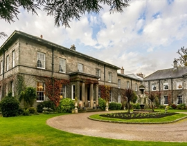 Aqueous Spa at Doxford Hall Hotel, Chathill