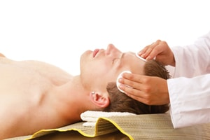 Mens prescription facial