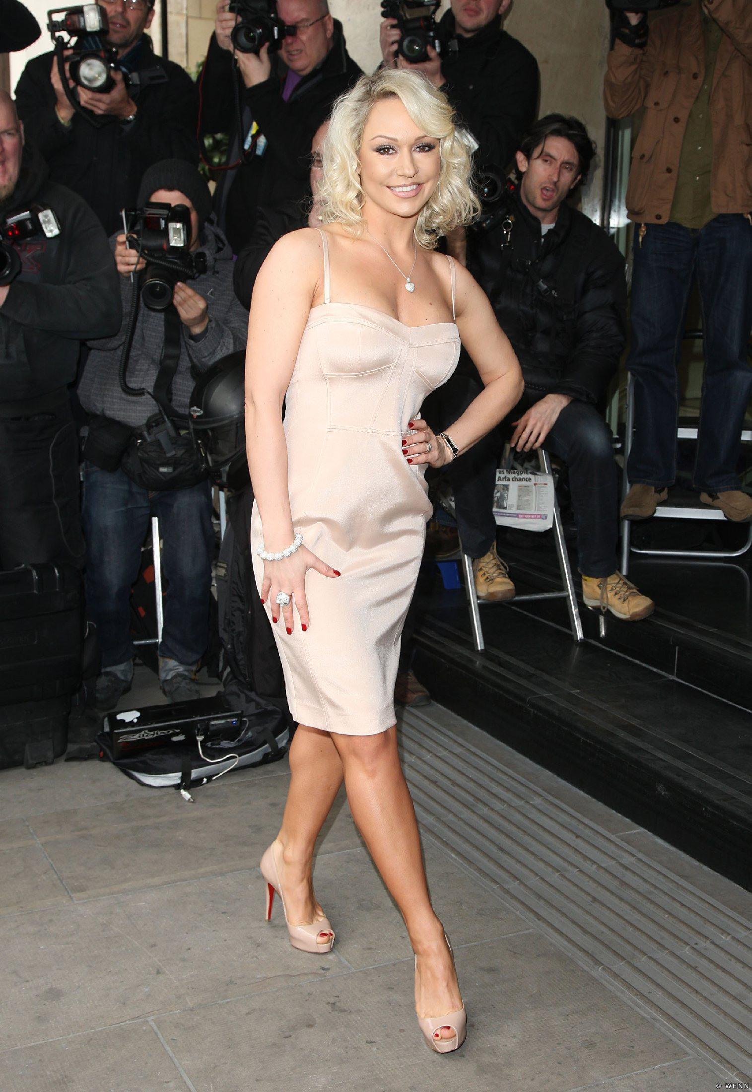 Spa seekers inteview Kristina Rihanoff