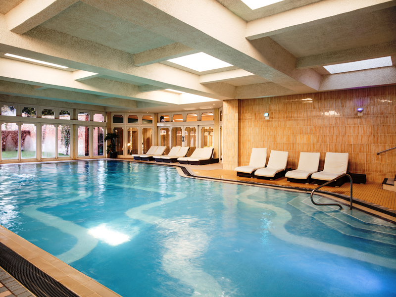 Mercure Warwickshire Walton Hall Spa