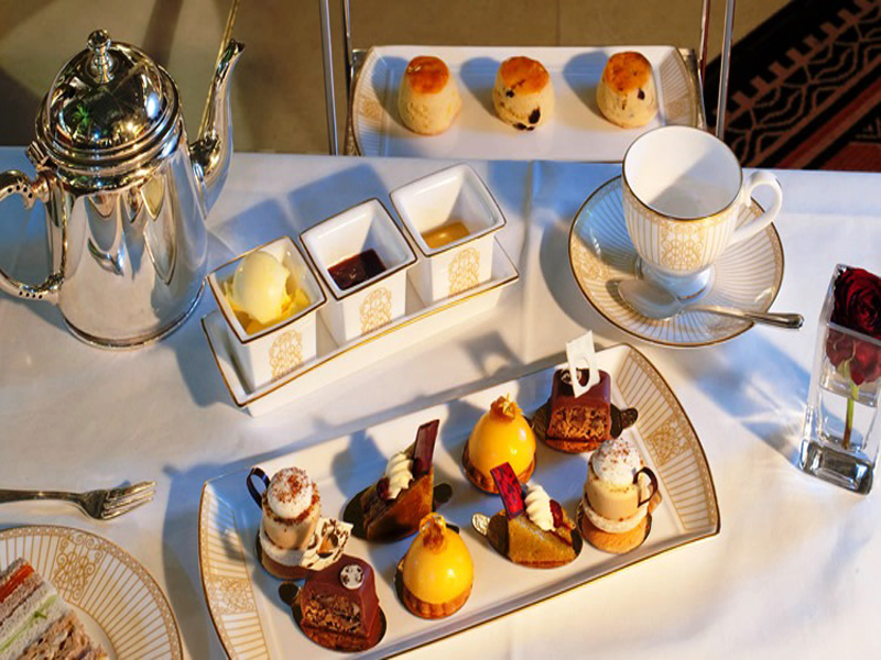 Landmark Spa and Health Club Afternoon Tea