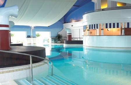 London Spa Hotels With Pool