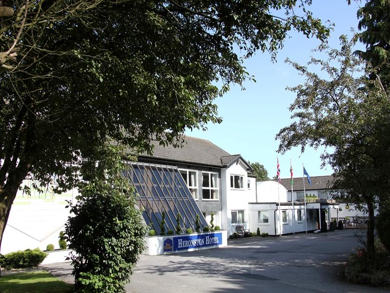 Heronston exterior venue