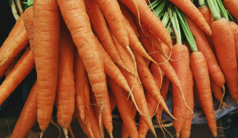Beta carotene natural skincare benefits