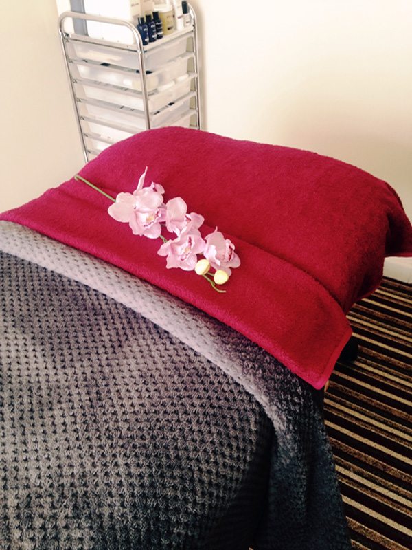 Cranberries Hideaway Treatment Room