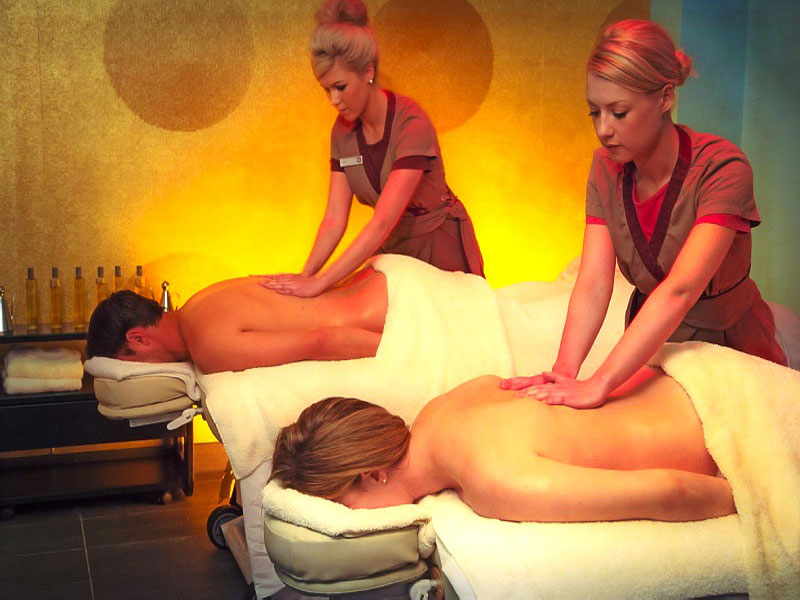 Lifehouse spa dual treatment room massages