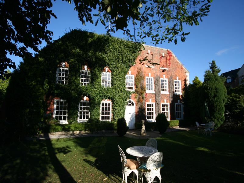 Dower House Exterior Venue