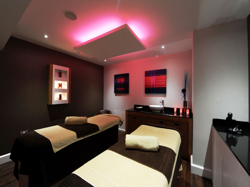 Bannatyne spa dual treatment room 2