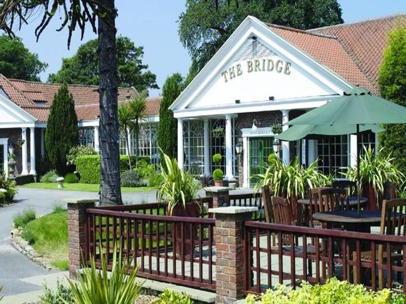 The Bridge Exterior Venue
