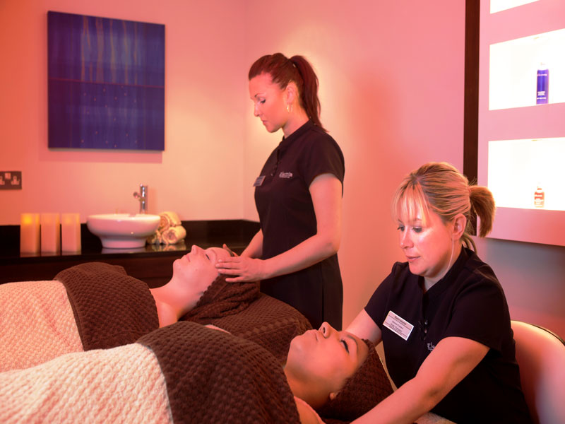 Bannatyne spa dual treatments facials