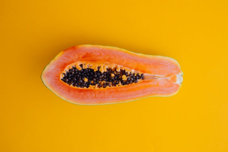 Papaya natural skincare benefits