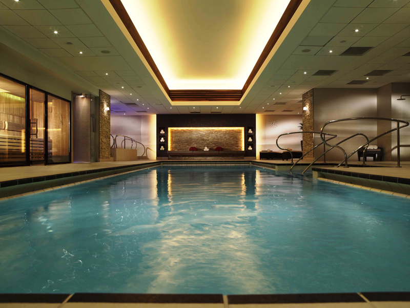 The Landmark London Spa pool