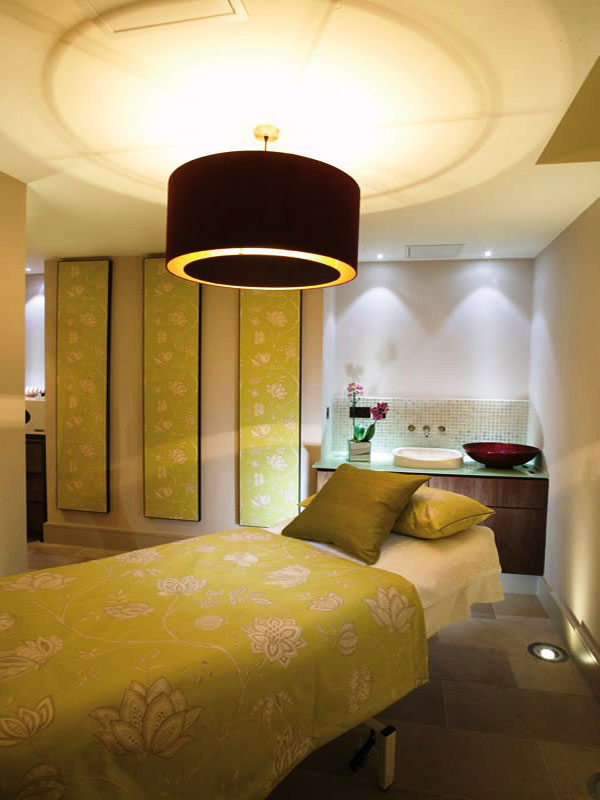 Bishopstrow Spa Treatment Room