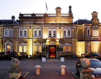 Best Western Chilworth Manor Hotel, Southampton