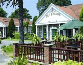 The Bridge Hotel and Courtyard Spa