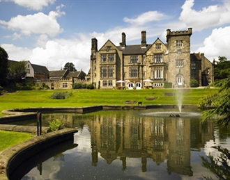 Marriott Breadsall Priory, Derby