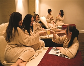 Revive and Relax Spa Day for Two