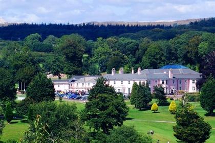 Elfordleigh Hotel Golf And Country Club Luxury Devon