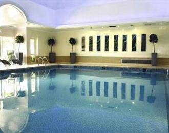 Hoar Cross Hall Spa Hotel Luxury Staffordshire Spa