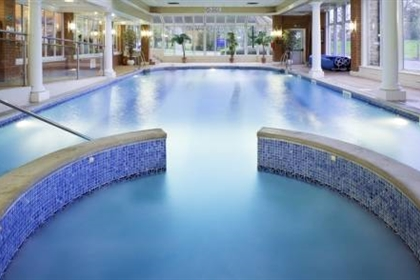 Mercure Blackburn Dunkenhalgh Hotel and Spa, Blackburn