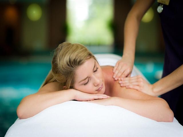 Back, Neck & Shoulders Massage