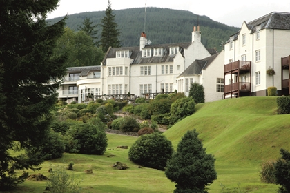 Macdonald Forest Hills Hotel Amp Spa Luxury Stirlingshire