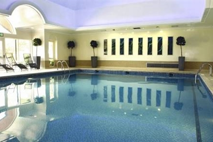 Mercure Shrewsbury Albrighton Hall Hotel And Spa Luxury Shropshire Spa