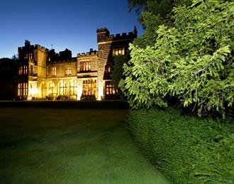 Lodore falls hotel luxury cumbria spa for Keswick spa swimming pool prices