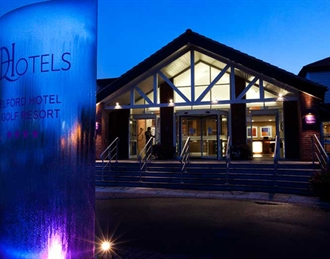 Telford Hotel & Golf Resort, Telford