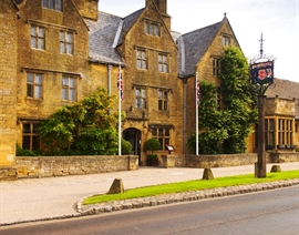 The Lygon Arms Spa Hotel