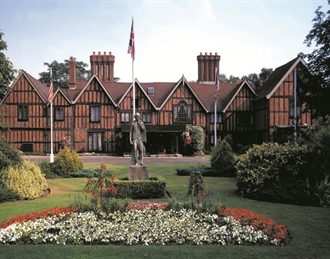 Macdonald Alveston Manor Hotel, Stratford-upon-Avon