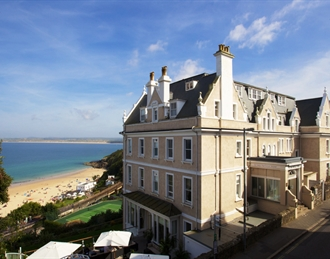 St Ives Harbour Hotel Spa, St Ives