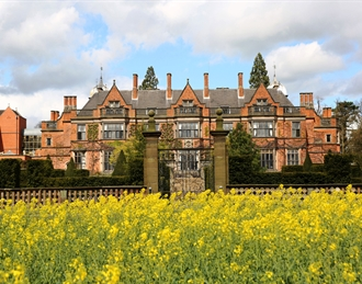 Hoar Cross Hall Spa Hotel, Burton on Trent